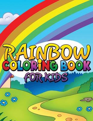 Rainbow Coloring Book for Kids (Paperback)