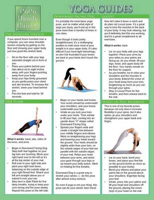 Yoga Guides: Yoga Tips and Techniques (Paperback)