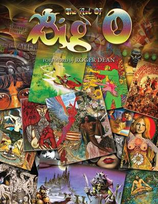 The Art of Big O: Foreword by Roger Dean - Softcover (Paperback)
