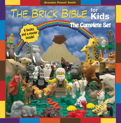 The Brick Bible for Kids Box Set: The Complete Set (Paperback)