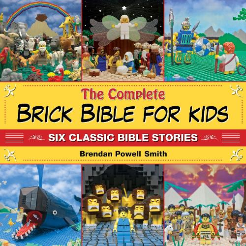 The Complete Brick Bible for Kids: Six Classic Bible Stories (Hardback)