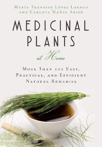 Medicinal Plants at Home: More Than 100 Easy, Practical, and Efficient Natural Remedies (Paperback)