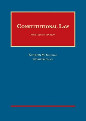 Constitutional Law - CasebookPlus - University Casebook Series (Multimedia)