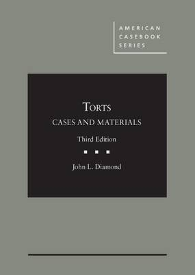 Cases and Materials on Torts - CasebookPlus - American Casebook Series (Multimedia)