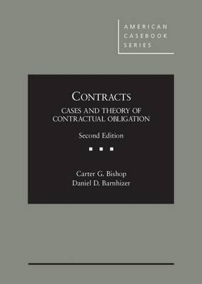 Contracts - CasebookPlus: Cases and Theory of Contractual Obligation - American Casebook Series (Multimedia)