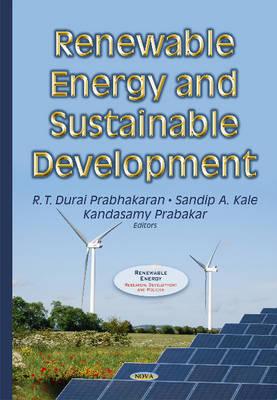 Renewable Energy & Sustainable Development (Hardback)