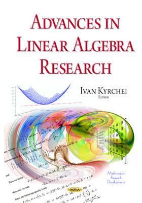 Advances in Linear Algebra Research (Hardback)