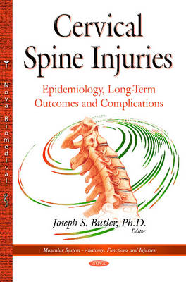 Cervical Spine Injuries: Epidemiology, Long-Term Outcomes & Complications (Hardback)