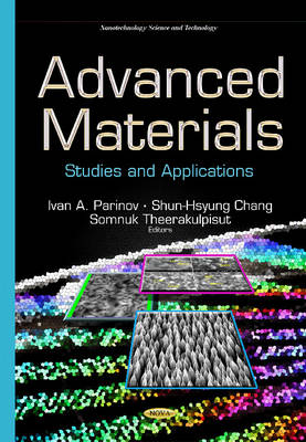 Advanced Materials: Studies & Applications (Hardback)