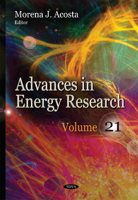 Advances in Energy Research: Volume 21 (Hardback)