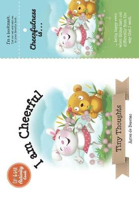 I Am Cheerful: Cut and Glue Activity Book - Tiny Thoughts 9 (Paperback)