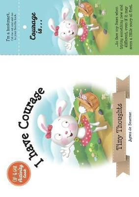 I Have Courage: Cut and Glue Activity Book - Tiny Thoughts Cut and Glue 14 (Paperback)