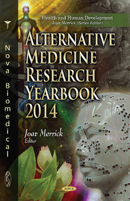 Alternative Medicine Research Yearbook 2014 (Hardback)