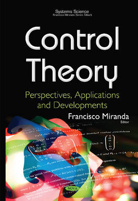 Control Theory: Perspectives, Applications & Developments (Hardback)