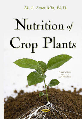 Nutrition of Crop Plants (Hardback)