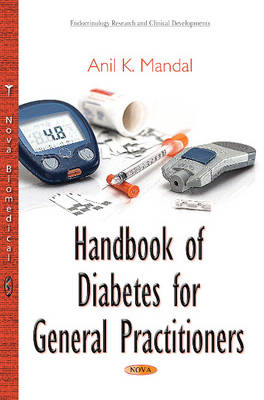 Handbook of Diabetes for General Practitioners (Paperback)