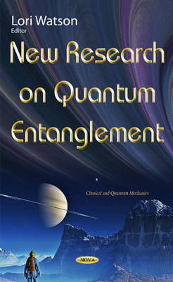New Research on Quantum Entanglement (Hardback)
