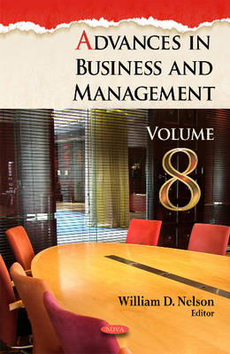 Advances in Business and Management: Volume 8 (Hardback)