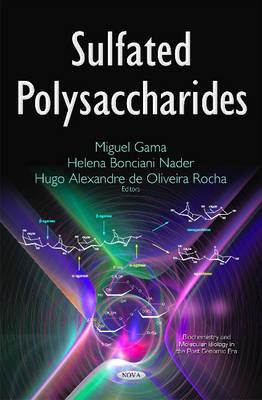 Sulfated Polysaccharides (Hardback)