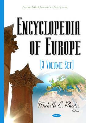 Encyclopedia of Europe: 3-Volume Set (Hardback)