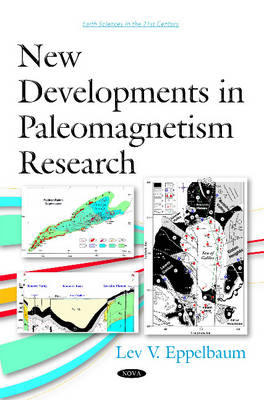 New Developments in Paleomagnetism Research (Hardback)