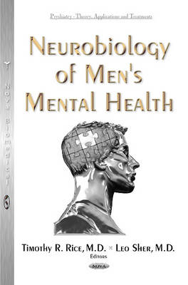 Neurobiology of Men's Mental Health (Hardback)