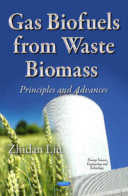 Gas Biofuels from Waste Biomass: Principles & Advances (Hardback)