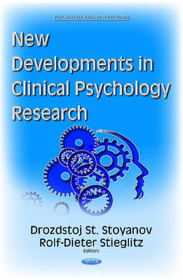 New Developments in Clinical Psychology Research (Hardback)