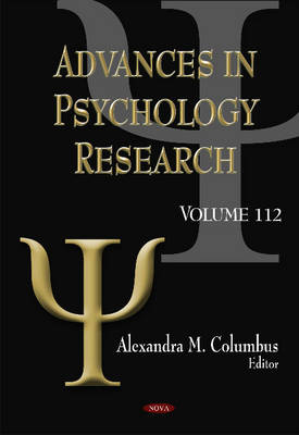 Advances in Psychology Research: Volume 112 (Hardback)