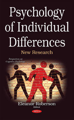 Psychology of Individual Differences: New Research (Hardback)