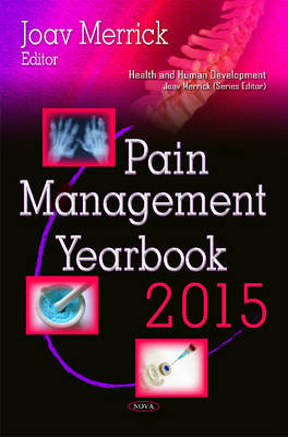 Pain Management Yearbook 2015 (Hardback)