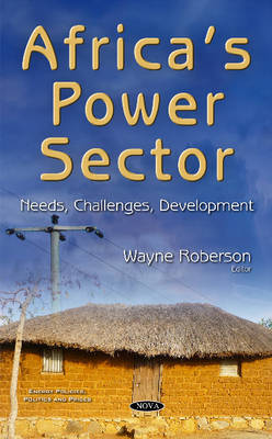 Africas Power Sector: Needs, Challenges, Development (Hardback)