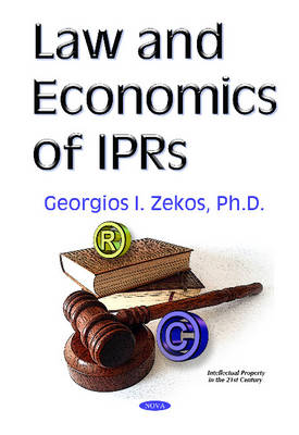 Law & Economics of IPRs (Hardback)
