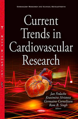 Current Trends in Cardiovascular Research (Hardback)