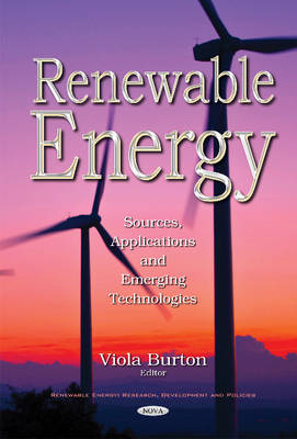 Renewable Energy: Sources, Applications & Emerging Technologies (Hardback)