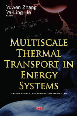 Multiscale Thermal Transport in Energy Systems (Hardback)