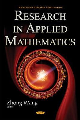 Research in Applied Mathematics (Hardback)