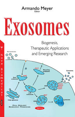 Exosomes: Biogenesis, Therapeutic Applications & Emerging Research (Paperback)