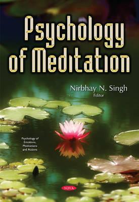 Psychology of Meditation (Paperback)