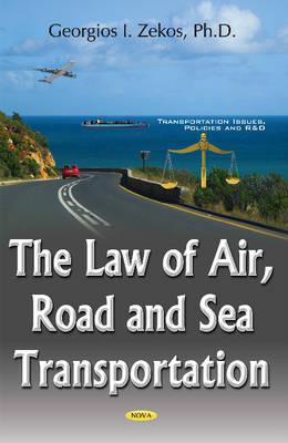 Law of Air, Road & Sea Transportation (Hardback)