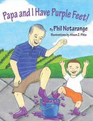 Papa and I Have Purple Feet! (Paperback)