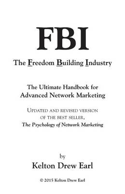 FBI-The Freedom Building Industry (Paperback)