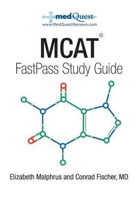 Medquest MCAT Fastpass Study Guide (Paperback)