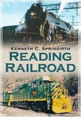 Cover Reading Railroad Heritage