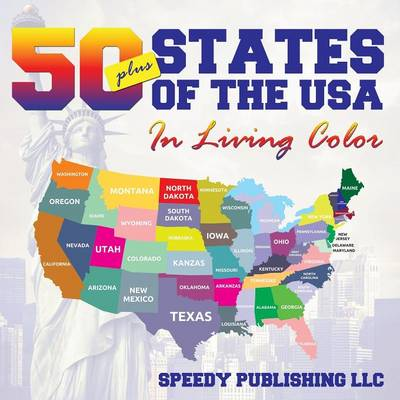 Fifty+ States of the USA in Living Color (Paperback)