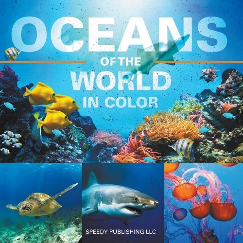 Oceans of the World in Color (Paperback)