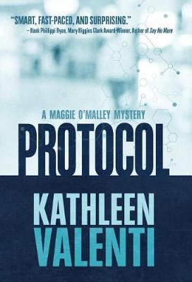 Protocol - Maggie O'Malley Mystery 1 (Hardback)