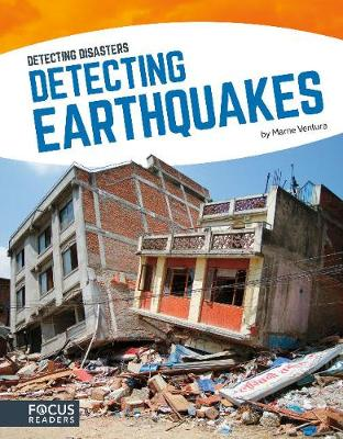 Detecting Diasaters: Detecting Earthquakes (Hardback)