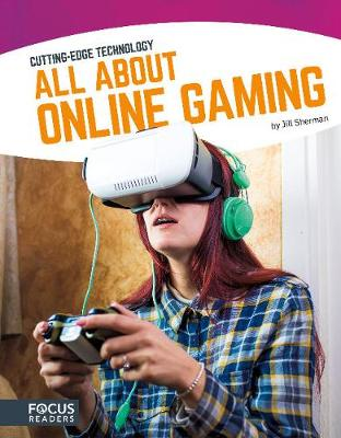Cutting Edge Technology: All About Online Gaming (Hardback)