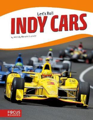 Let's Roll: Indy Cars (Hardback)
